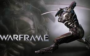 Картинка меч, Loki, Warframe