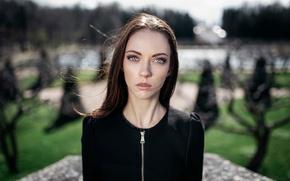 Картинка портрет, Катя, Maxim Guselnikov, Екатерина Можина, Ekaterina Mozhina, Bewitched