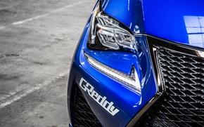 Картинка Lexus, Tuning, RC-F, SEMA 2014