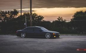 Картинка E38, 740iL, БМВ, tuning, Бумер, BMW, Stance