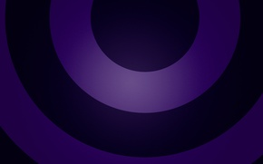 Обои круги, цвета, текстура