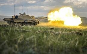 Картинка оружие, армия, Tank, Challenger 2