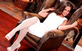 Картинка sexy, dress, woman, model, Emma Kuziara