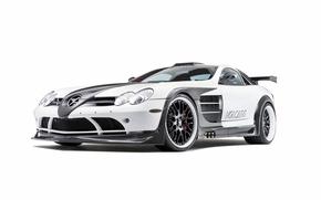 Обои Mercedes-Benz, SLR Volcano, Hamann