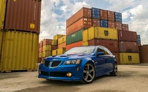 Картинка Pontiac, containers