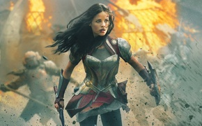 Картинка Богиня, Jaimie Alexander, Тор Царство Тьмы, Thor The Dark World