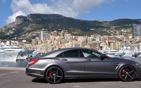 Картинка Mercedes-Benz, CLS, class