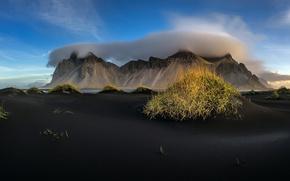 Обои природа, фон, Исландия