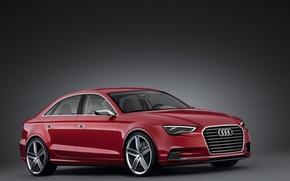 Картинка седан, ауди, Concept, Sedan, Audi