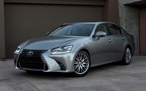 Обои Lexus, лексус, 2015, 200t