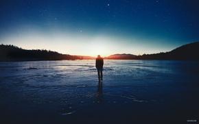 Картинка звезды, путь, одиночество