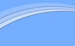 Картинка линии, фон, голубой, текстура