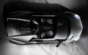 Обои Lamborghini, Reventon, суперкар