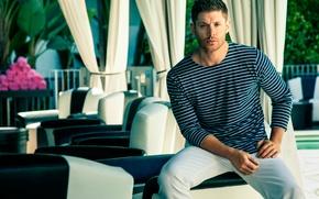Картинка фотосессия, Jensen Ackles, Harper's Bazaar
