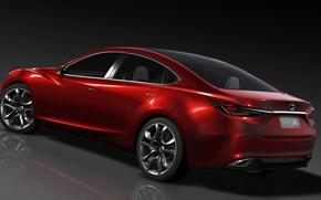 Картинка Concept, Mazda, хэтчбек, Takeri