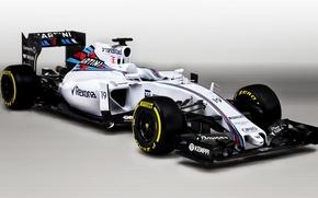 Обои FW37, 2015, формула 1, Williams