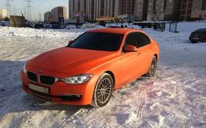 Картинка белый, BMW, дорога5.