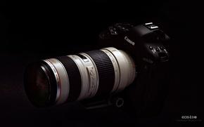 Картинка фотоаппарат, объектив, Canon, EOS-1D X, Canon EF 70-200mm F2.8L