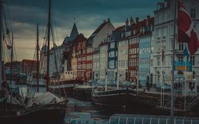 Картинка Denmark, Copenhagen, Копенгаген