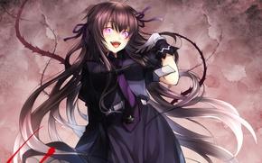 Картинка девушка, anime, art, Easy, Drifters