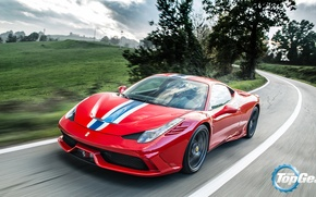 Картинка Ferrari, 458, Italia, Speciale, Price, 2014, Top, Gear, Топ, Гир