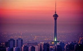 Картинка Иран, Iran, Тегеран, Tehran, Milad, Милад