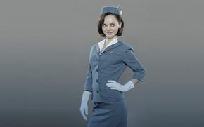 Картинка форма, сериал, стюардесса, Pan Am, Christina Ricci