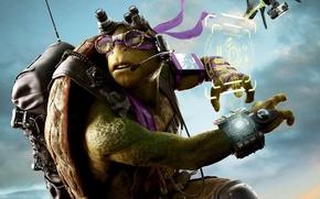 Картинка фэнтези, Donatello, Teenage Mutant Ninja Turtles: Out of the Shadows, Черепашки-ниндзя 2