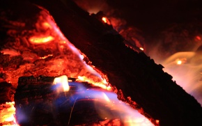 Картинка пламя, Огонь, костер