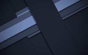 Картинка линии, синий, геометрия, design, color, material