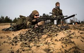 Картинка оружие, солдаты, Latvian Special Forces