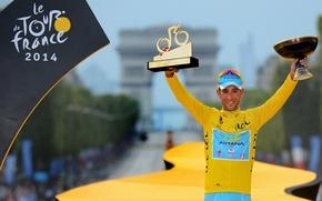 Картинка 2014, vincenzo Nibali, wins, tour de france