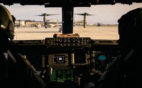 Картинка Air Force, cabin, Aviation, pilots