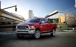 Картинка Dodge, додж, Crew Cab, Limited, 2015, Ram 2500, Laramie