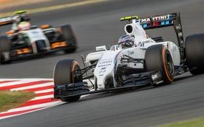 Картинка Valtteri Bottas, Williams-Mercedes