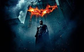 Картинка Warner Bros. Pictures, The Dark Knight Rises, Batman, Films, Smoke, The, Dark, The Dark Knight, ...