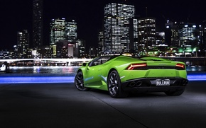 Картинка Lamborghini, ламборгини, LP 610-4, Huracan, хуракан