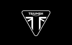 Картинка logo, moto, triumph