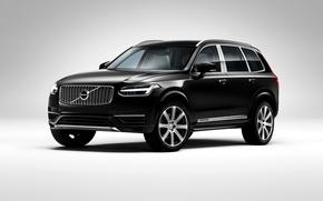 Картинка Volvo, XC90, вольво, 2015, Excellence