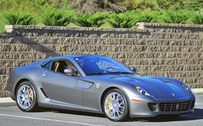 Картинка Ferrari, Fiorano, GTB, 599
