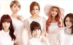 Картинка music, girls, dolls, T-Ara