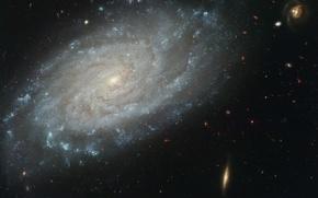 Картинка космос, звезды, вселенная