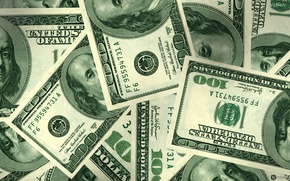 Картинка доллары, валюта, деньги, Бенджамин Франклин, Benjamin Franklin