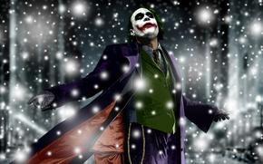 Обои Джокер, нож, свобода о_О