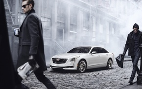 Картинка Cadillac, кадиллак, 2015, CT6