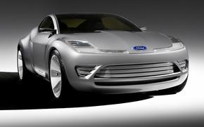 Обои concept, тень, Ford