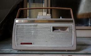 Обои приёмник, радио, транзистор