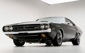 Обои 1971, dodge, muscle, challenger