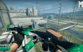 Картинка Valve, counter-strike, global offensive, csgo, cs:go, Global Offensive, ak 47