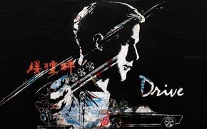 Картинка актер, Drive, Ryan Gosling, Nicolas Winding Refn